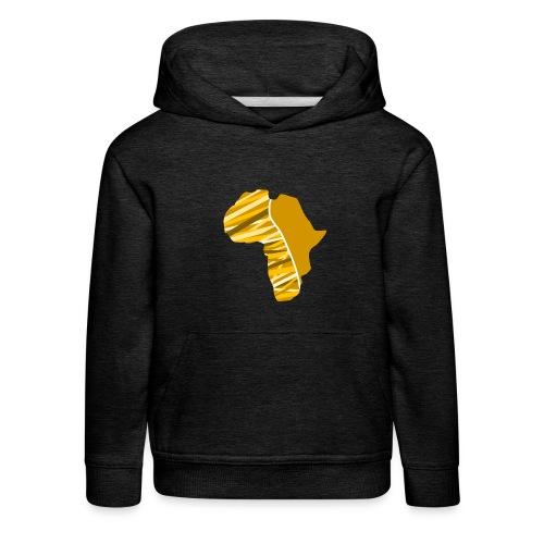 Buyela Africa Logo - Kinder Premium Hoodie