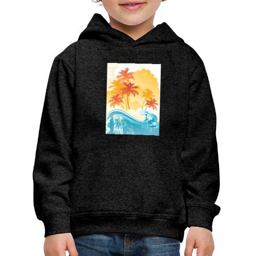 Palm Beach - Kids' Premium Hoodie