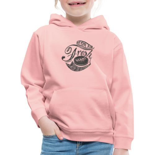 Fresh start - Kinder Premium Hoodie