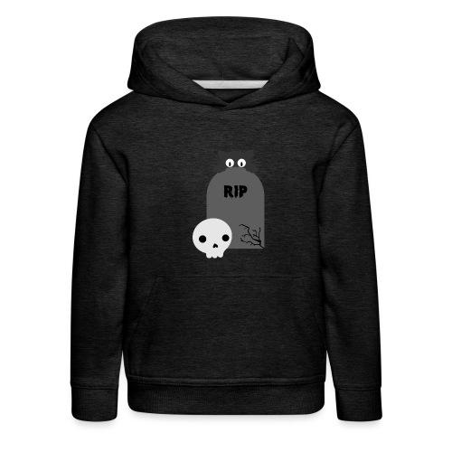 Dark But Cute - Kids' Premium Hoodie