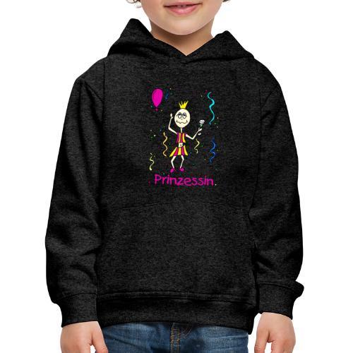 Party Prinzessin - Kinder Premium Hoodie