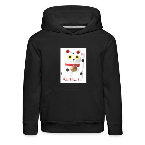 luckycat - Kids' Premium Hoodie