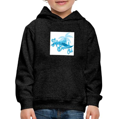 Hawaii Beach Club - Kids' Premium Hoodie