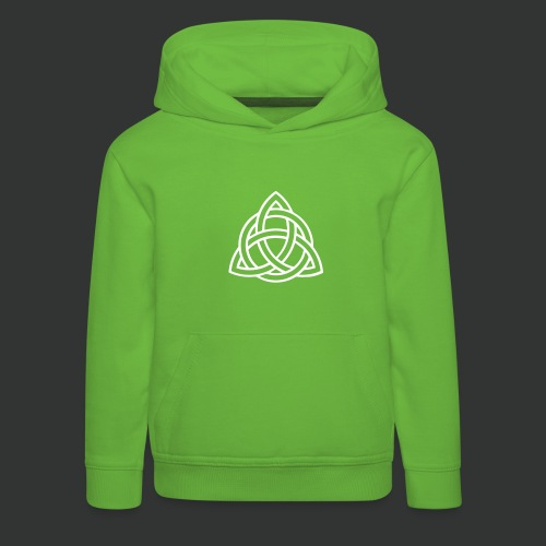 Celtic Knot — Celtic Circle - Kids' Premium Hoodie