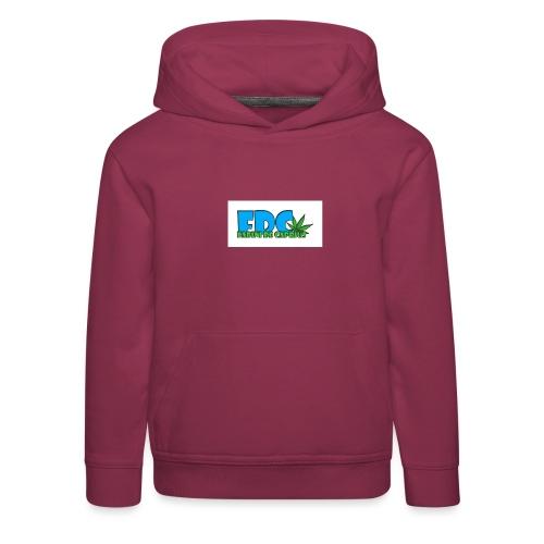 Logo_Fabini_camisetas-jpg - Sudadera con capucha premium niño