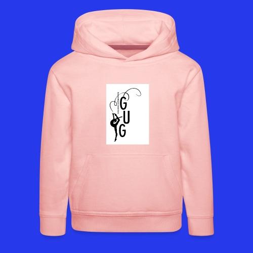 GUG logo - Kinder Premium Hoodie