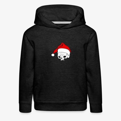 pnlogo joulu - Kids' Premium Hoodie