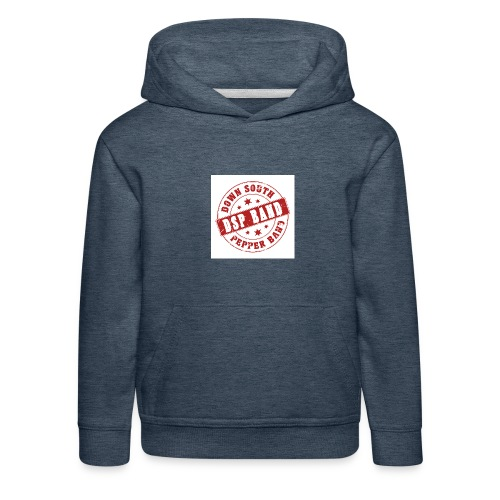 DSP band logo - Kids' Premium Hoodie