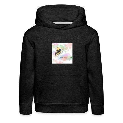Avligite - Album Art - Kids' Premium Hoodie