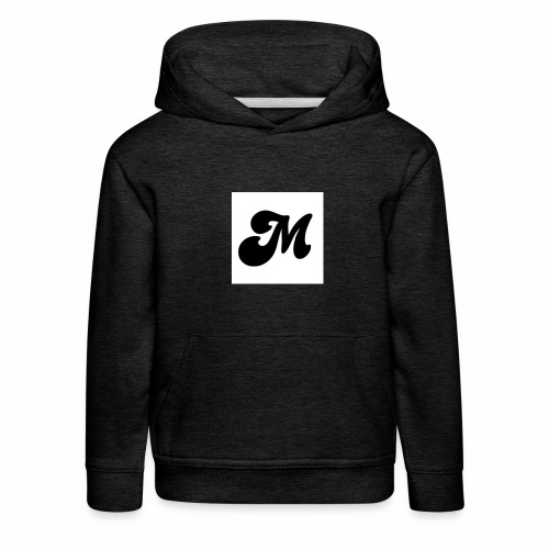 M - Kids' Premium Hoodie