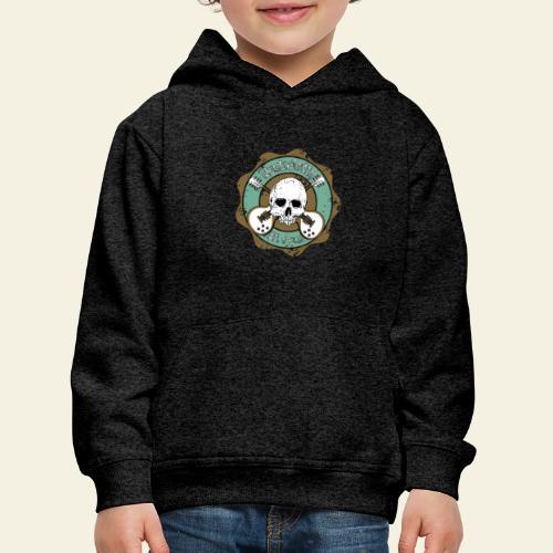 Rockabilly Still Rockin - Premium hættetrøje til børn