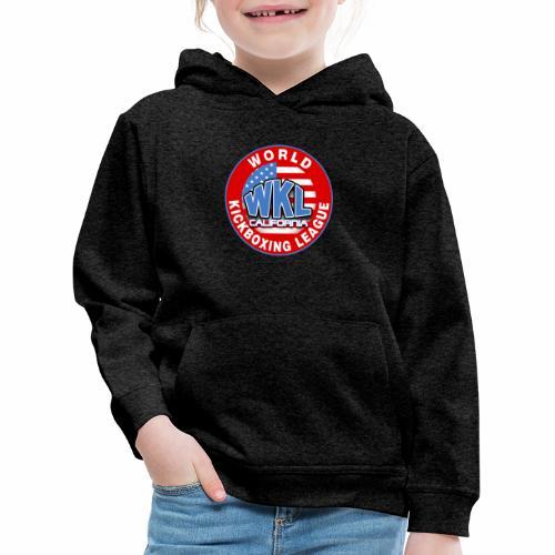 WKL CALIFORNIA - Sudadera con capucha premium niño