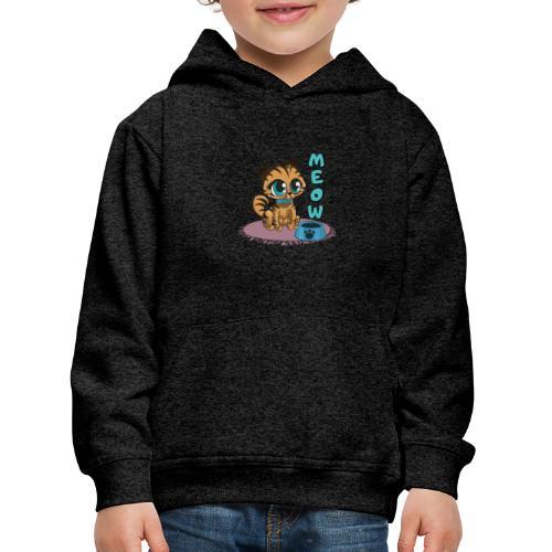 Meow - Kinder Premium Hoodie