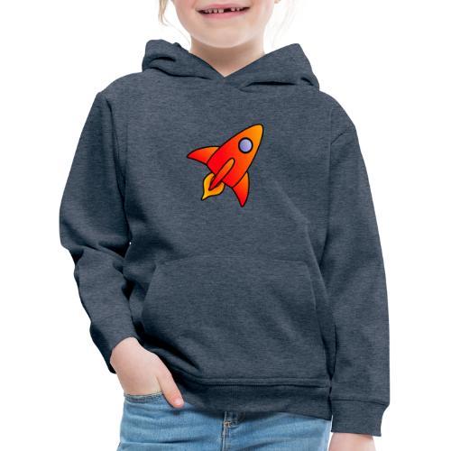 Red Rocket - Kids' Premium Hoodie