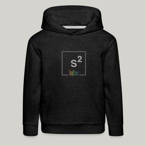 s2labs logo - Kids' Premium Hoodie
