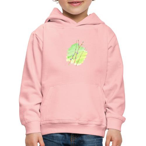 Weidenkätzchen - Kinder Premium Hoodie