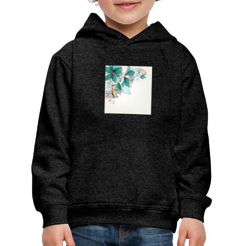 Tropical Flora - Kids' Premium Hoodie