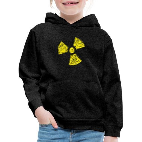 Radioactive - Kinderen trui Premium met capuchon