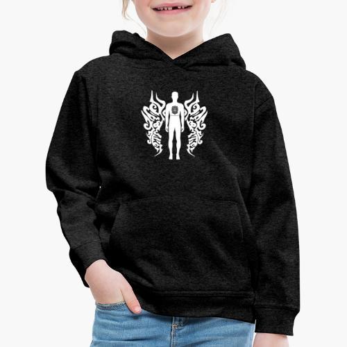 Houseology Original - Angel of Music - Kids' Premium Hoodie