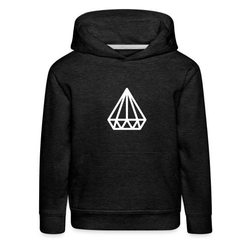 Dropchainers T-Shirt V Auschnitt - Kinder Premium Hoodie