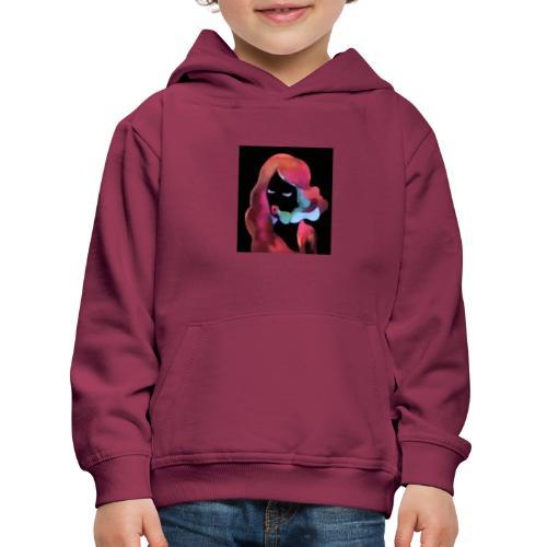 Dame - Kinder Premium Hoodie