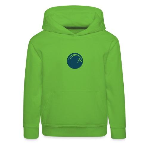 Logo Gazette Ocean Orix - Felpa con cappuccio Premium per bambini