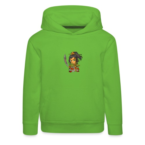 rusty warrior - Kinder Premium Hoodie