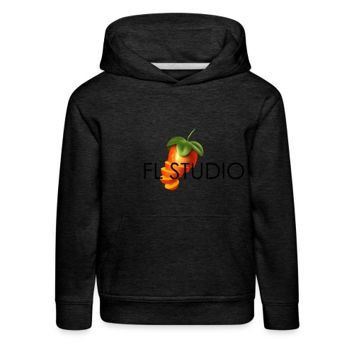 Sliced Sweaty Fruit - Kids' Premium Hoodie