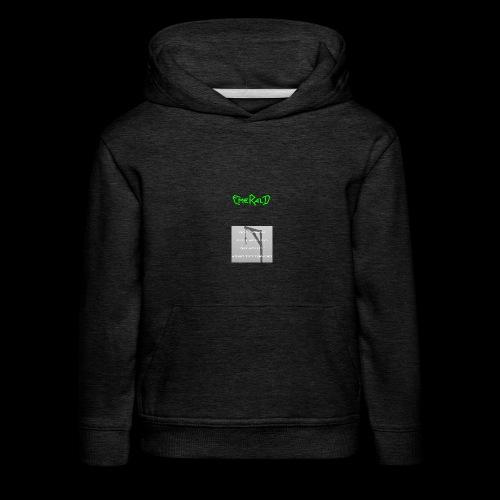 Emerald - Kinder Premium Hoodie