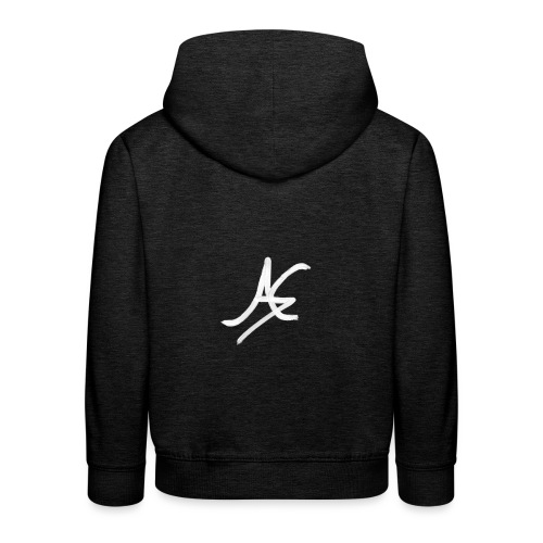 AS Original White Edition - Kids' Premium Hoodie