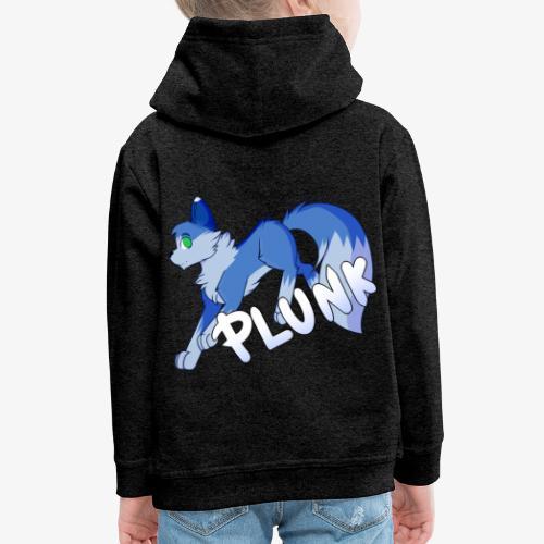 Wilczysko - Bluza dziecięca z kapturem Premium
