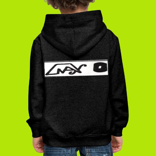 MaxO - Kinder Premium Hoodie