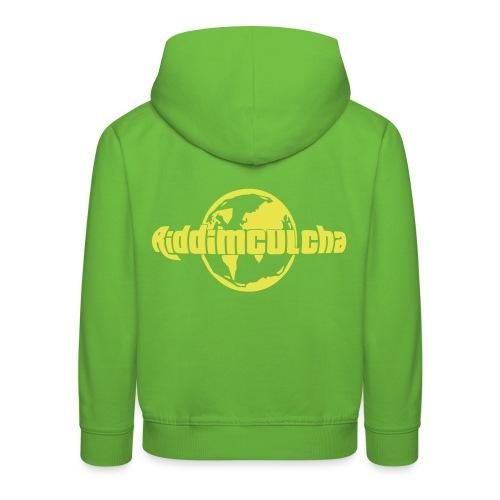 Riddimculcha - Kinder Premium Hoodie