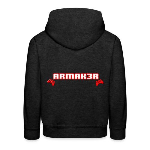 ARMAK3R 2nd Edition - Felpa con cappuccio Premium per bambini
