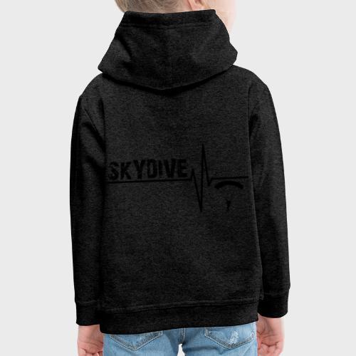 Skydive Pulse - Kinder Premium Hoodie