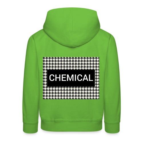 CHEMICAL - Felpa con cappuccio Premium per bambini