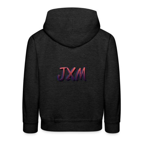 JXM Logo - Kids' Premium Hoodie