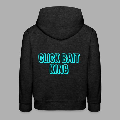 CLICKBAIT - Kids' Premium Hoodie