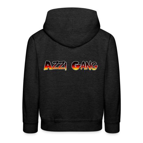 OFFICIAL AZZI GANG CLOTHING - Kids' Premium Hoodie
