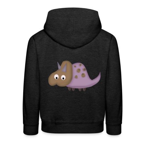 Dino 1 - Kids' Premium Hoodie