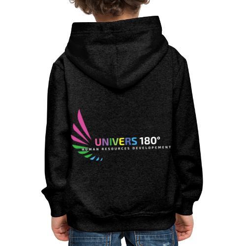 Univers 180° - Kinder Premium Hoodie