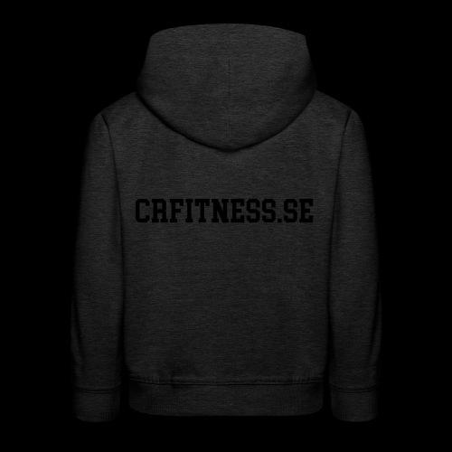 CRfitness Web - Premium-Luvtröja barn