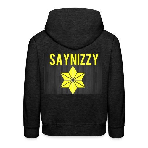 Say nizzy - Kids' Premium Hoodie