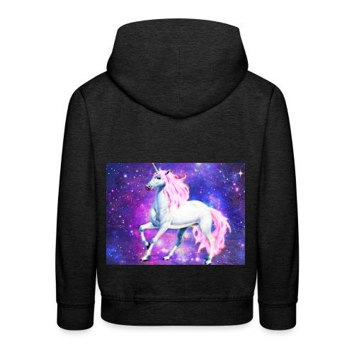 Magical unicorn shirt - Kids' Premium Hoodie