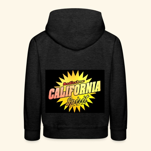 California Spirit Radioshow Classic - Pull à capuche Premium Enfant