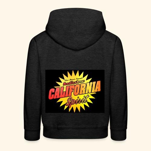 California Spirit Radioshow Vintage - Pull à capuche Premium Enfant