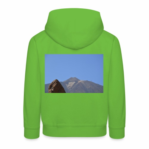 Teide - Teneriffa - Kinder Premium Hoodie