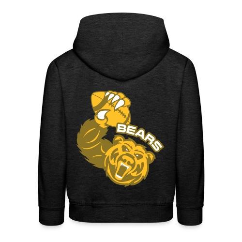Bears Rugby - Pull à capuche Premium Enfant