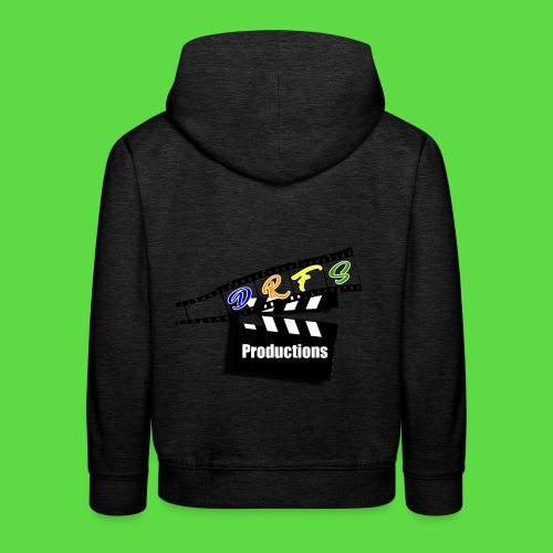 DRFS Productions - Kinderen trui Premium met capuchon