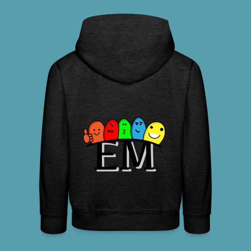EM - Lasten premium huppari